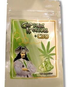 Buy Captain Kratom CBD