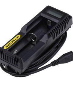 Nitecore Intellicharger UM10 LCD Smart Battery Charger